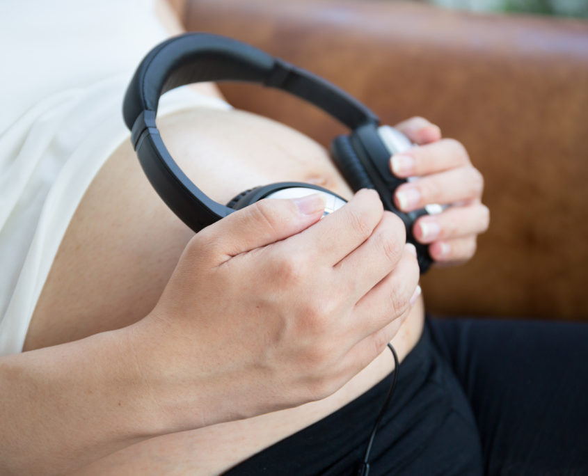 musicothérapie femmes enceintes 94